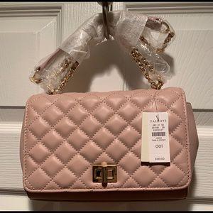 Talbots Quilted Crossbody Handbag